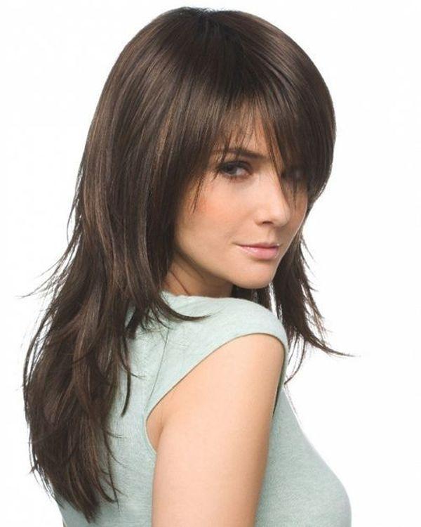 Corte de cabello en capas para mujeres 2