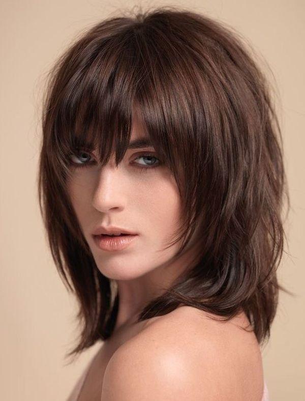 Corte de cabello en capas para mujeres 3