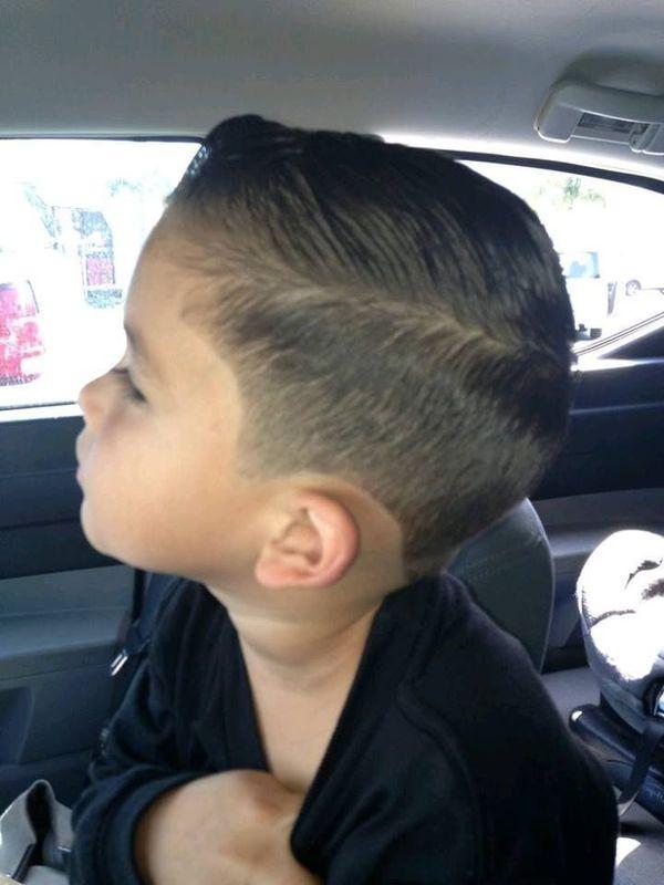 Cortes de cabello escolares para nios 1