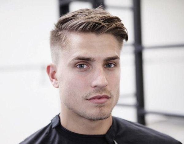 Cortes de cabello para nios con tijeras o mquina cortapelos 2
