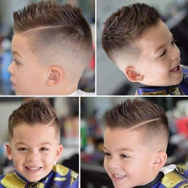 Cortes de cabello para nios varones de 3 aos 1