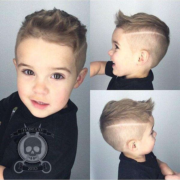 Cortes de cabello para nios varones de 3 aos 2