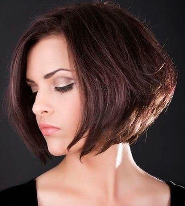Cortes de pelo para mujer con cara alargada fotos