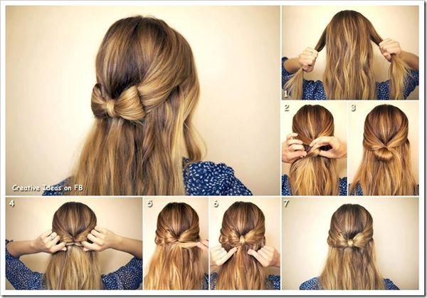 Peinados chulos y fciles 1