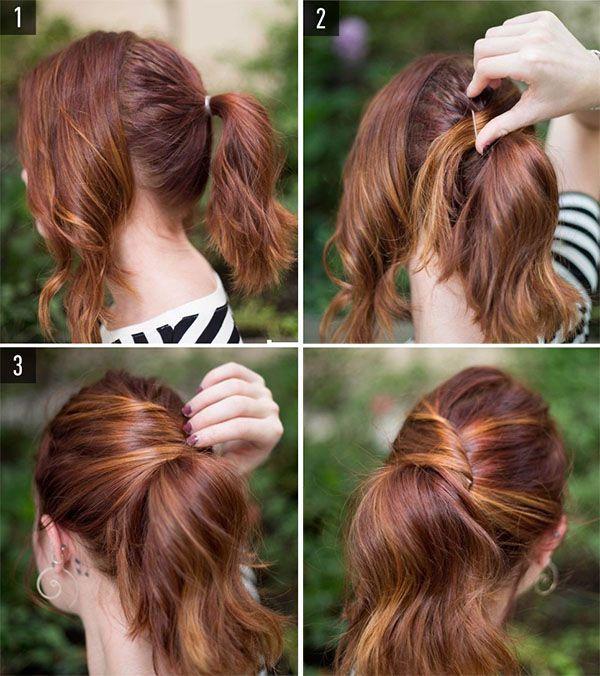 Peinados fciles de hacer 2