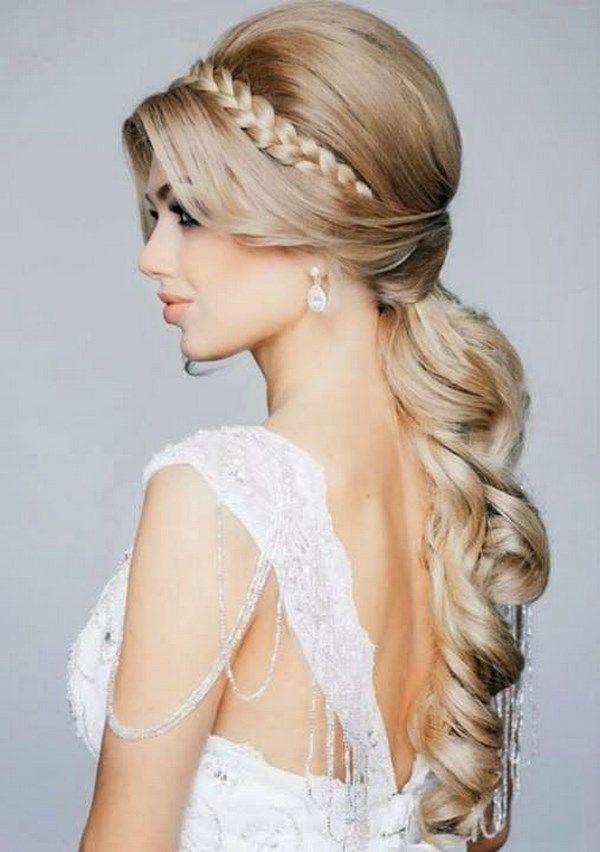 Peinados para cabello largo 1