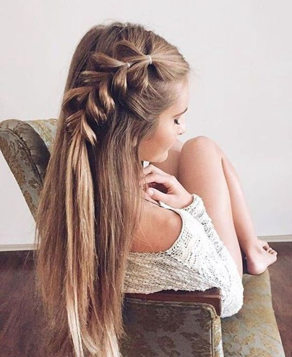 Peinados para cabello largo 3