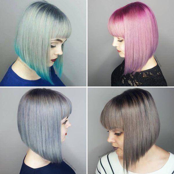 Imgenes de peinados para pelo corto para mujeres 3