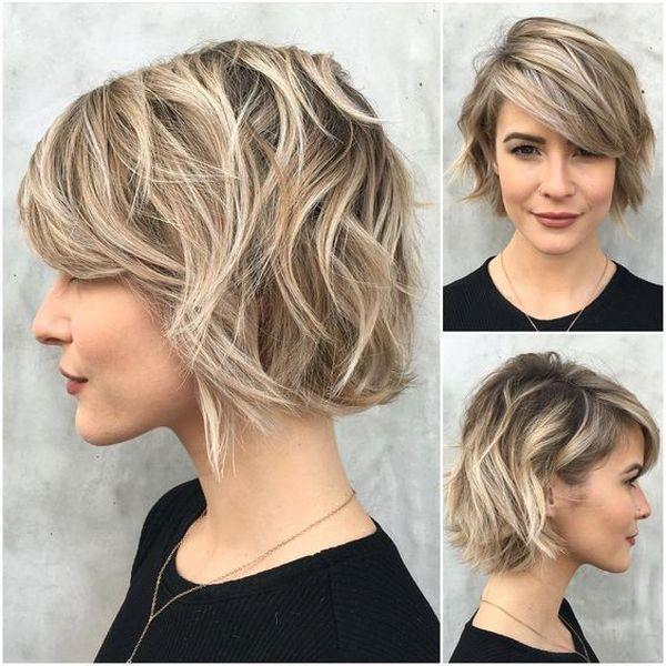 Imgenes de peinados para pelo corto para mujeres 4