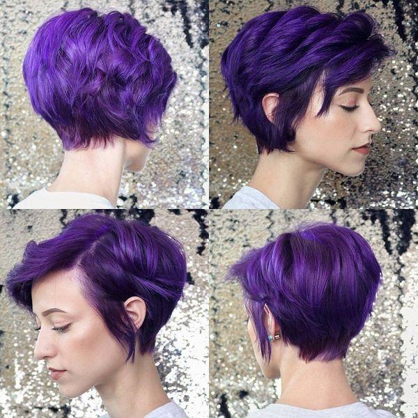 Imgenes de peinados para pelo corto para mujeres 6