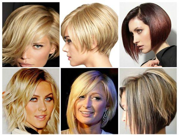 Peinados bonitos para cabello corto en capas 1