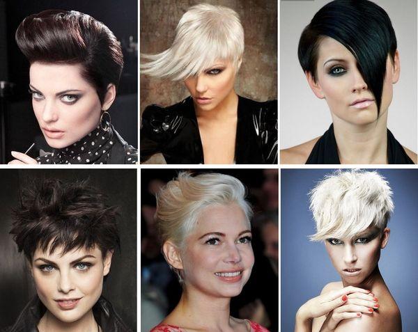 Peinados sencillos para cabello muy corto 3