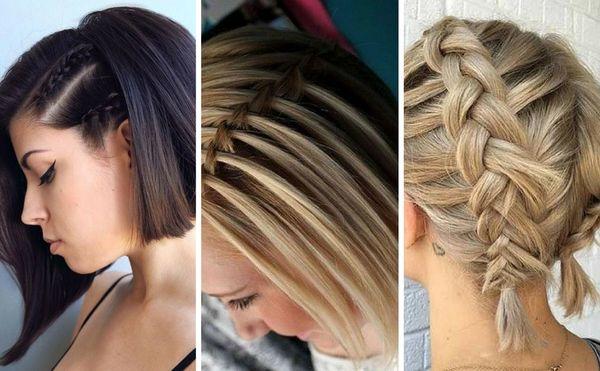 Peinados sencillos para cabello muy corto 5