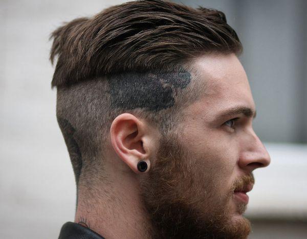 Sehr kurze Haare Frisuren fr Mnner 2