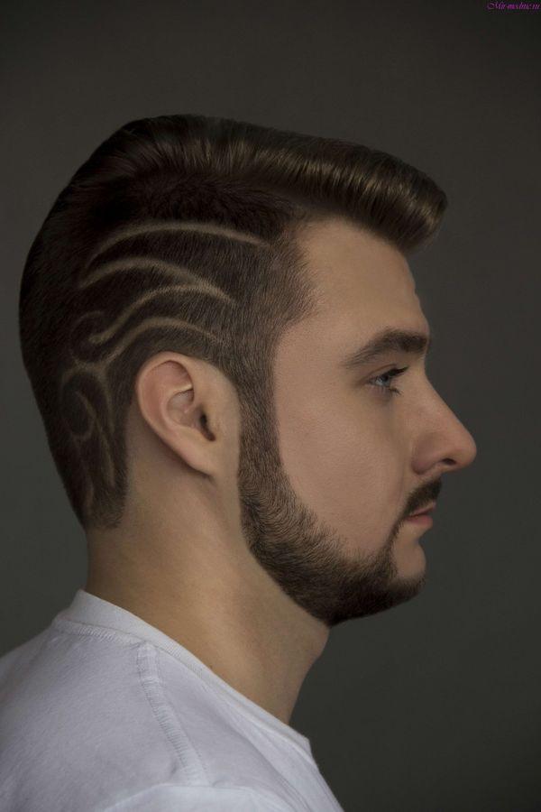 Sehr kurze Haare Frisuren fr Mnner 5