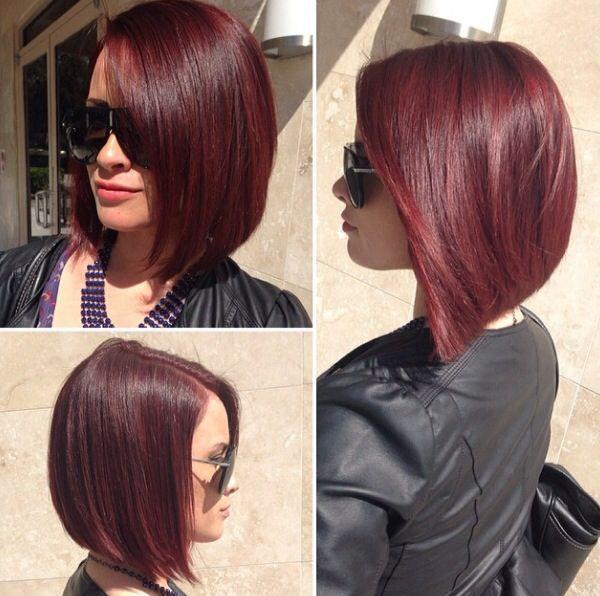 Aktuelle Frauenfrisuren mit kurzen Haaren 2019 3