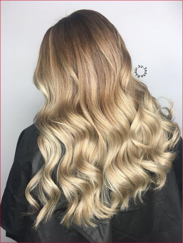 Balayage fr blonde kurze haare Tipps Tricks 1