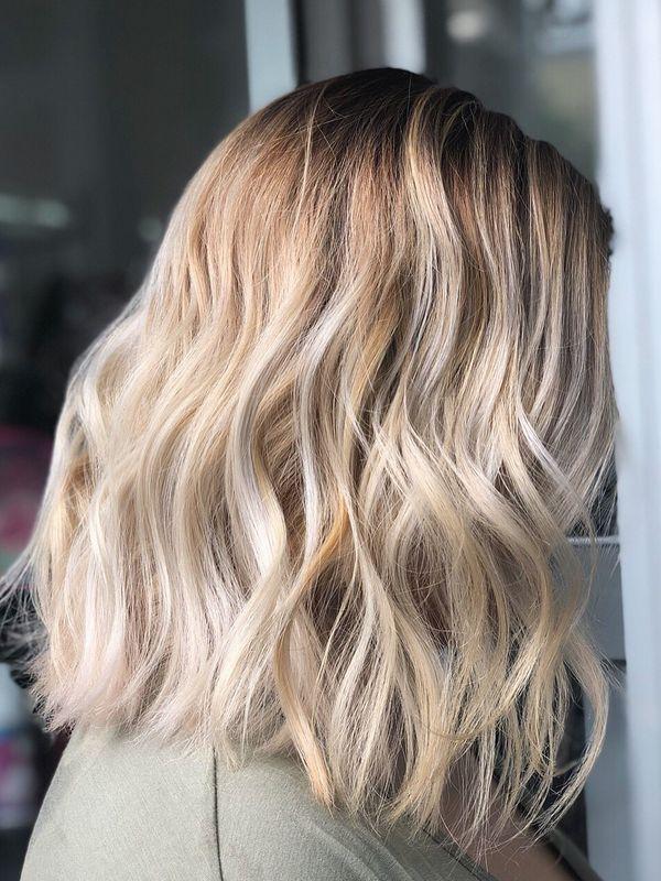 Balayage fr blonde kurze haare Tipps Tricks 2