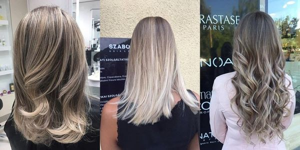 Balayage fr blonde kurze haare Tipps Tricks 3