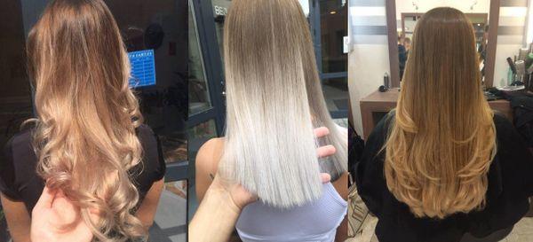 Balayage fr blonde kurze haare Tipps Tricks 4