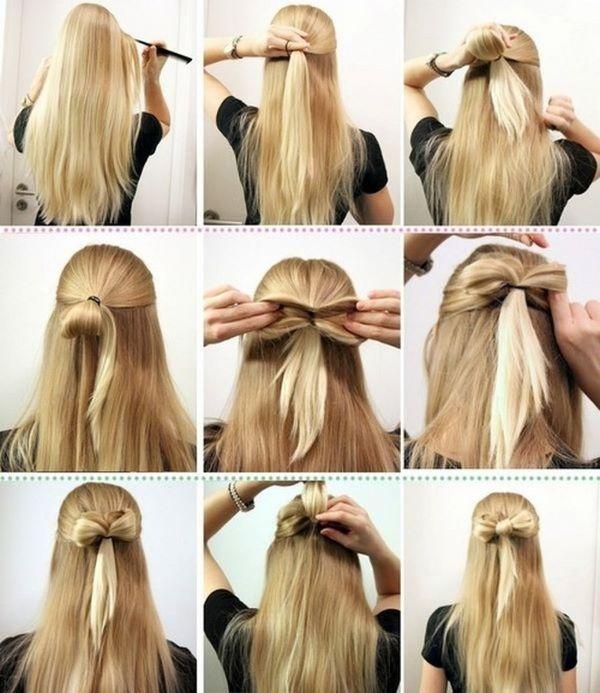 Cmo hacer peinados sencillos y bonitos 2