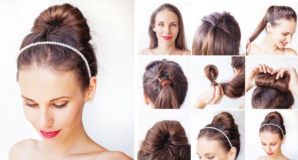 Cmo hacer peinados sencillos y bonitos 3