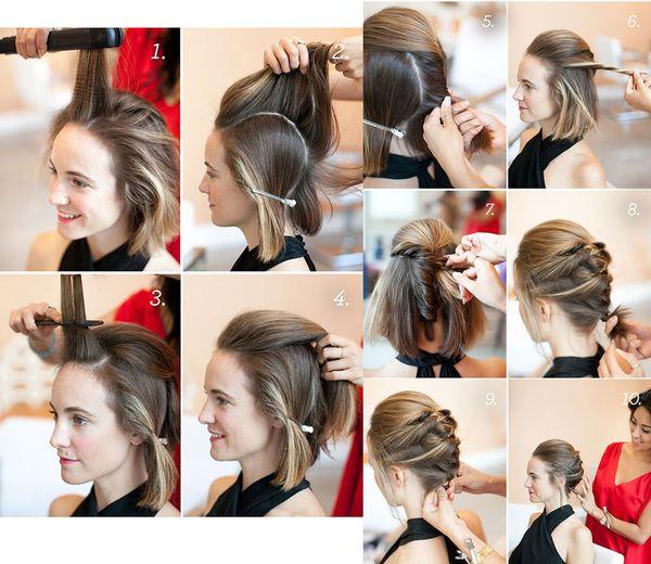 Cmo hacer peinados sencillos y bonitos 4
