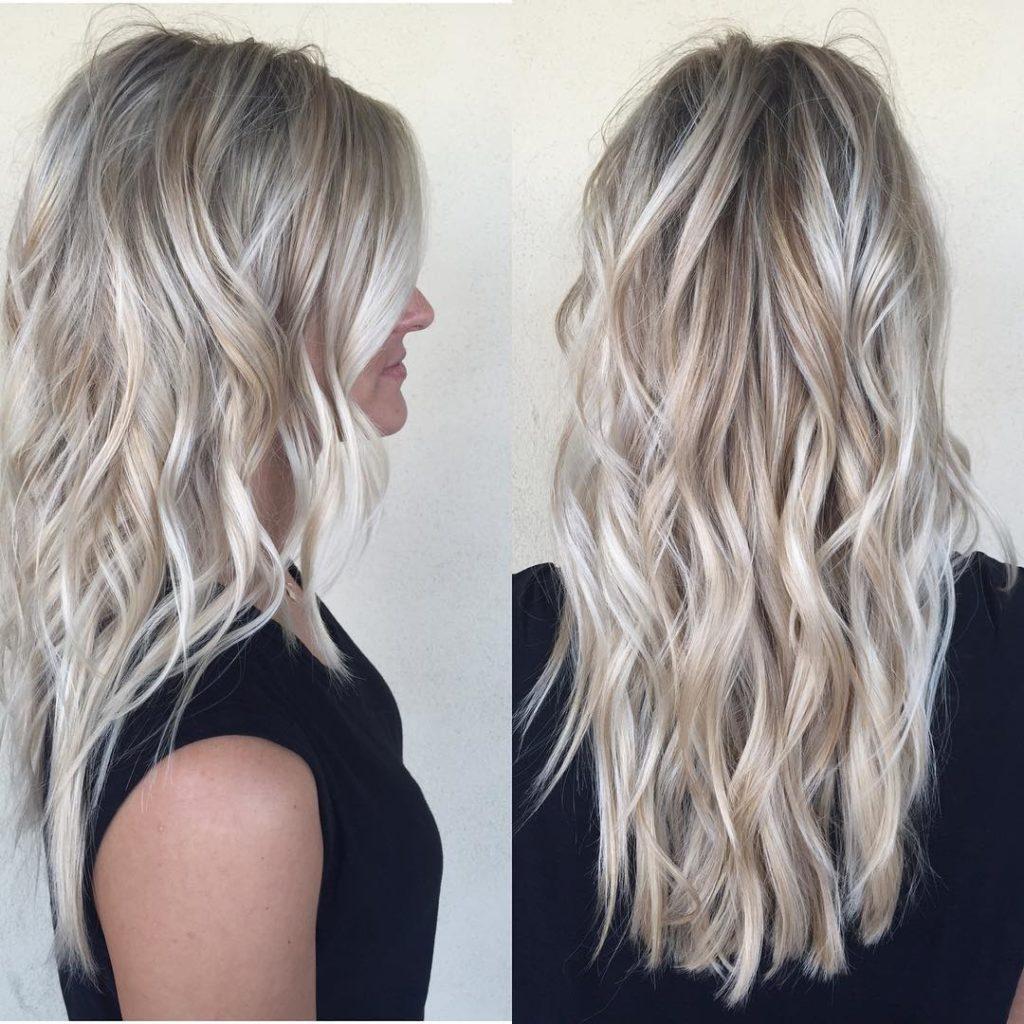 Coole Frisuren 2019 für die Frauen mit langen Haaren 3