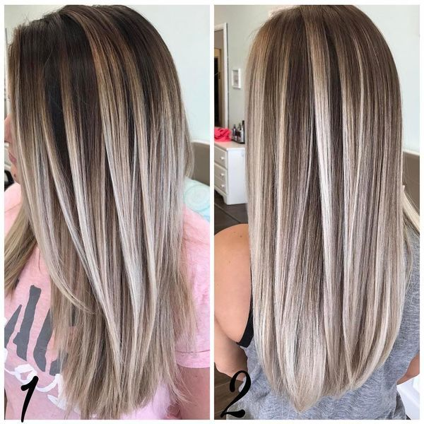 Coole Frisuren 2019 fr die Frauen mit langen Haaren 4