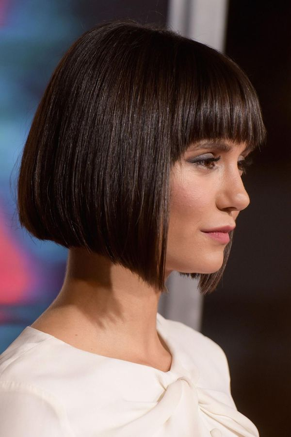 Corte de pelo bob para mujer 1