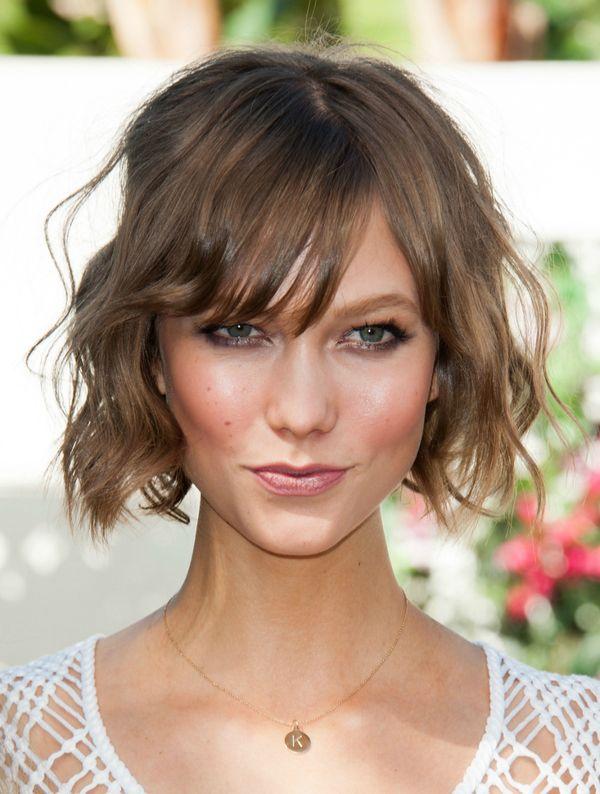 Corte estilo bob para el pelo ondulado 2