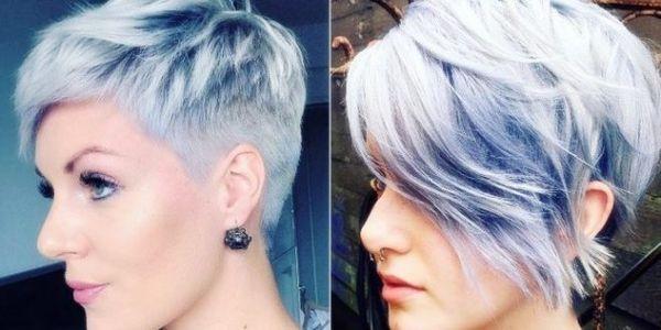 Die besten Frisuren fr die Frauen mit 2