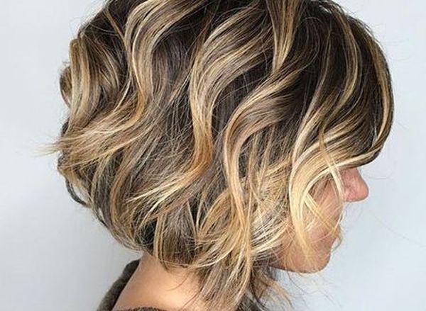 Die besten Frisuren fr die Frauen mit 4