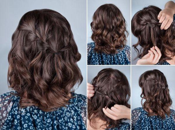 Imgenes de peinados simples para mujeres 1