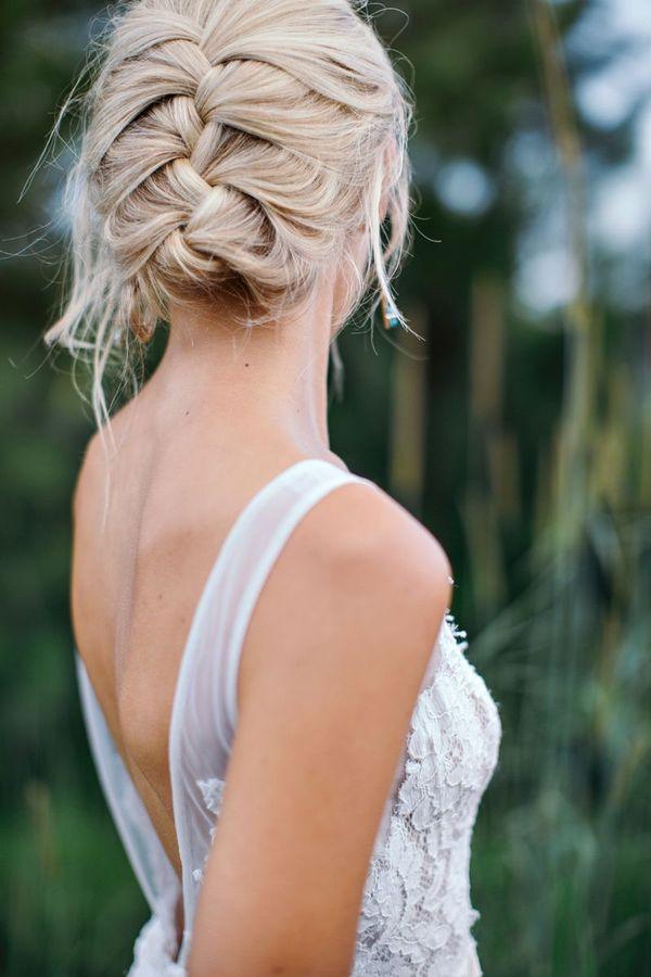 Imgenes de peinados simples para mujeres 4