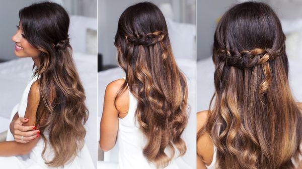 Imgenes de peinados simples para mujeres 6