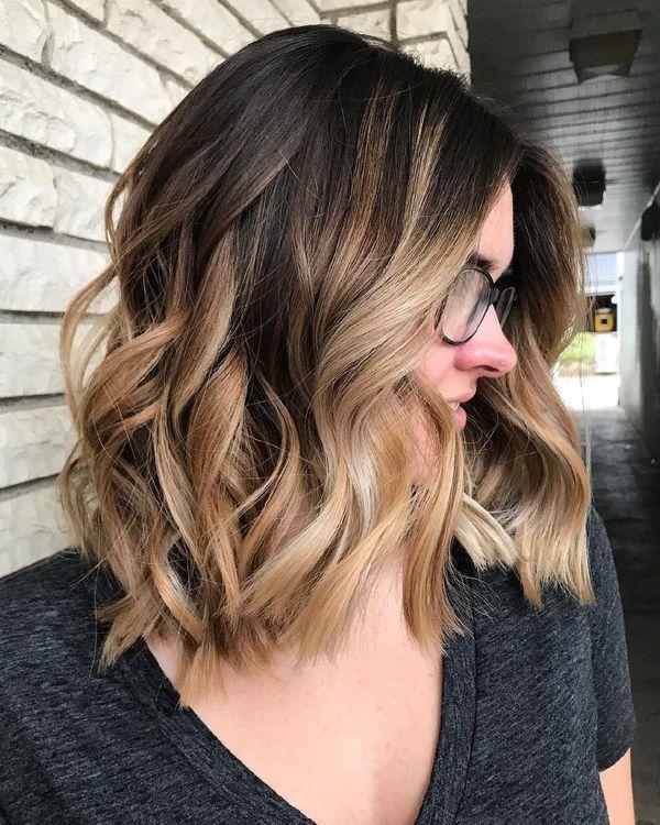 Mechas californianas para cabello corto 6