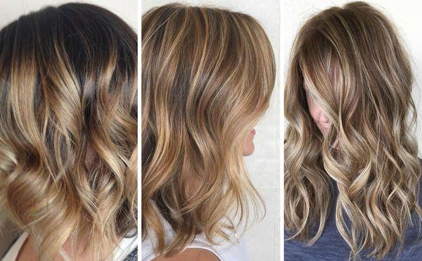 Mechas californianas para cabello largo 3