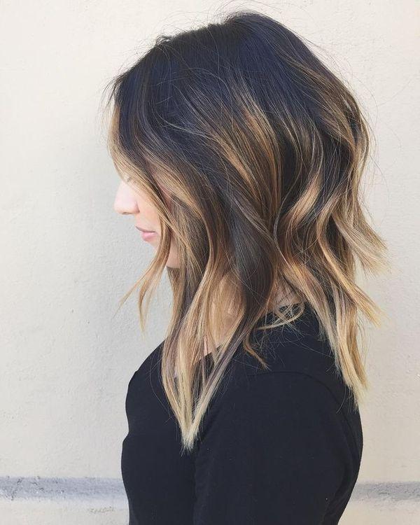 Mechas californianas para cabello largo 5