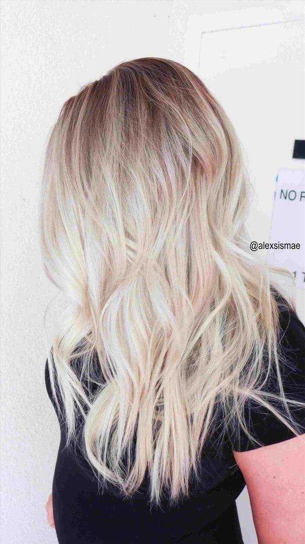Mittellange blonde Haare knnen dank3