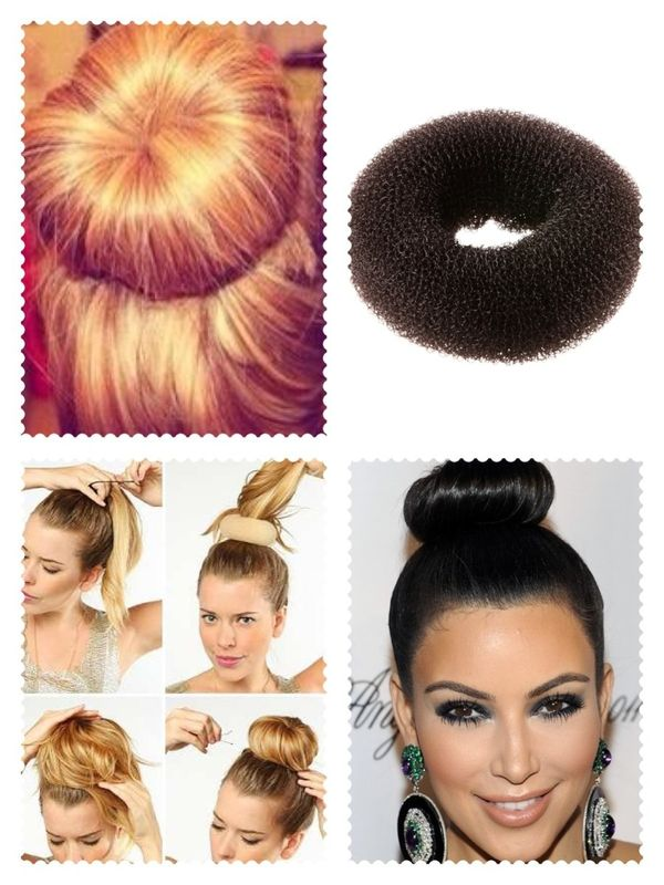 Peinados de chongos sencillos y elegantes 6