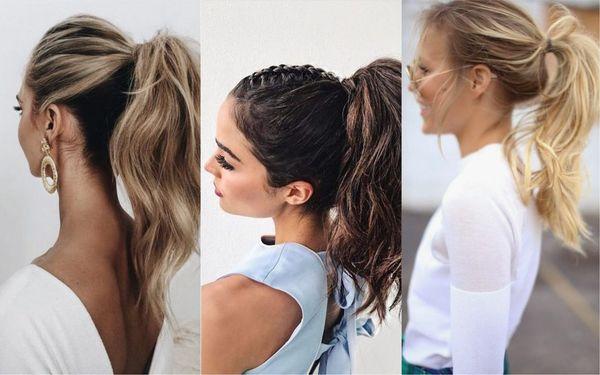 Peinados modernos con cabello recogido 6