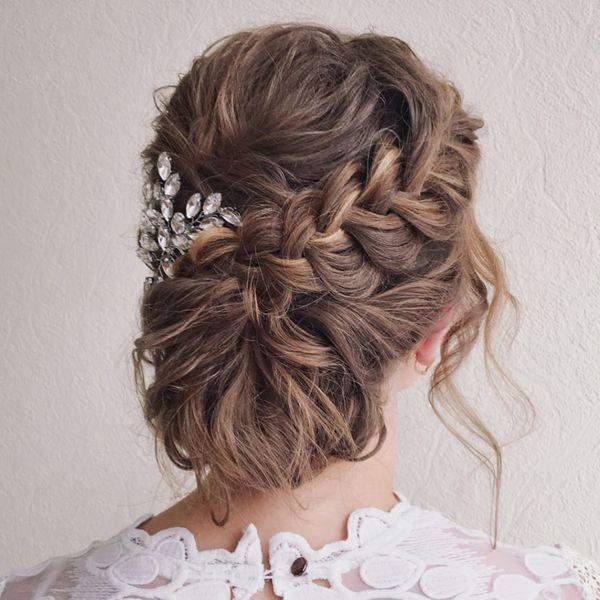 Peinados recogidos elegantes 2