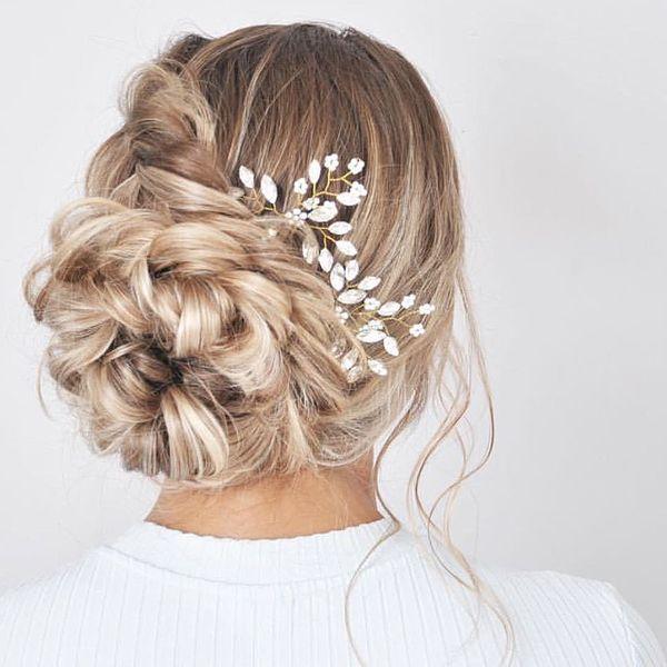 Peinados recogidos elegantes 4