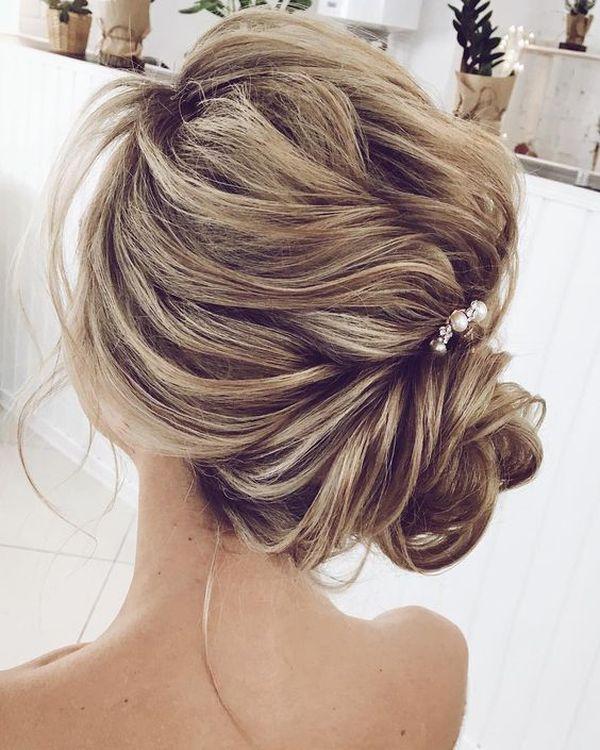 Peinados recogidos para cabello largo 3
