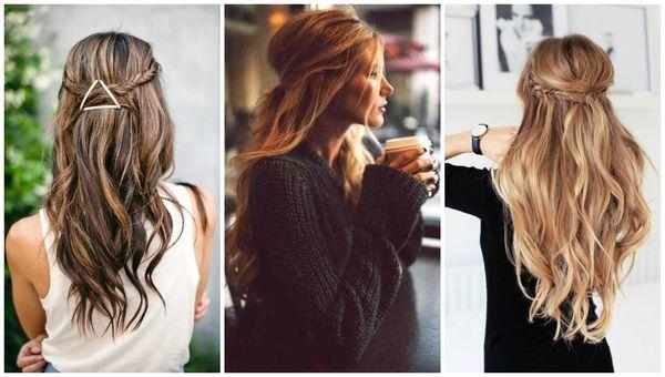 Peinados sencillos para todos los das 1