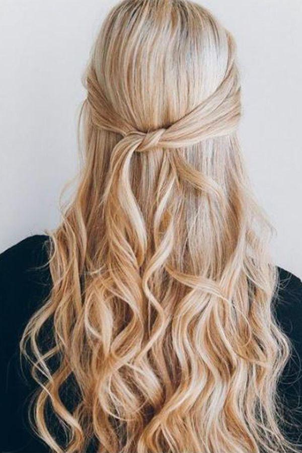 Peinados sencillos para todos los das 4