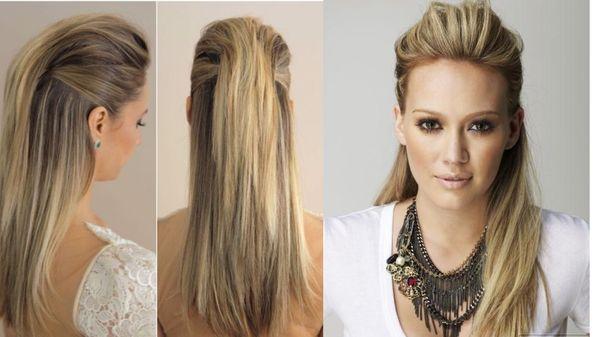 Peinados sencillos para todos los das 5