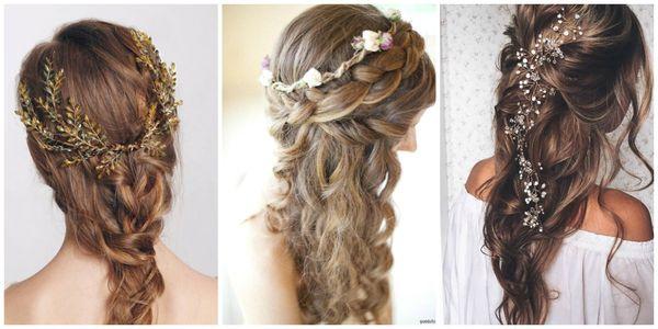 Peinados sencillos y fciles para boda 3