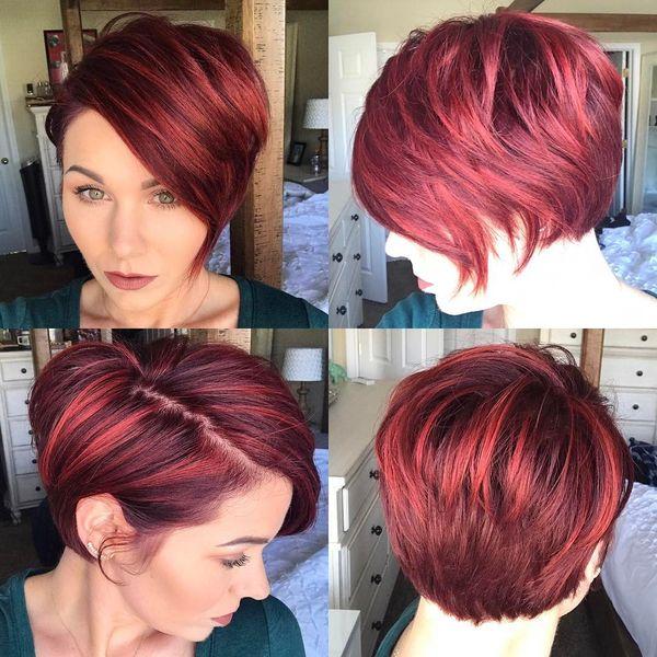 Tipos de peinados para corte bob 1